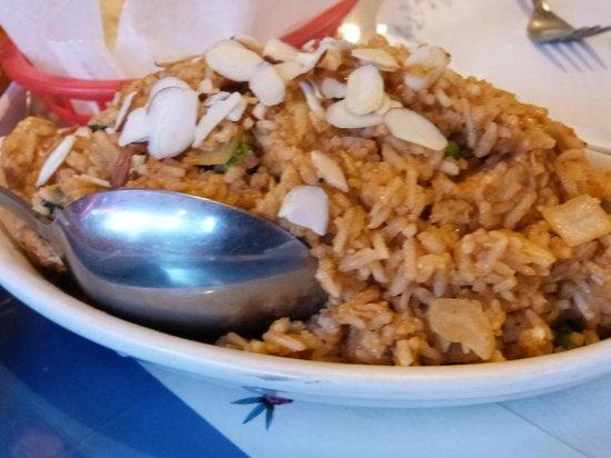 Nepal's Cafe : Chicken Biriyan