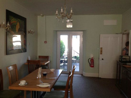 New Road Guest House : Breakfast room