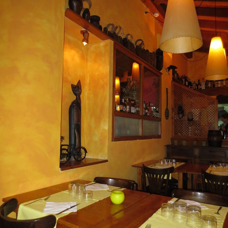 L'Avet de Sant Maurici : Restaurante interior