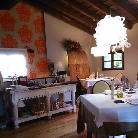 Hotel Posada y Restaurante Torre Berrueza: comedor