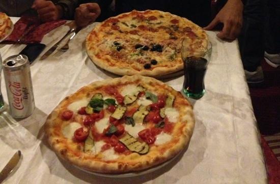 La Botte: tagliere e con impasto pizza futura