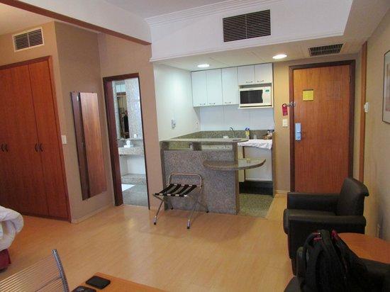 Mercure Belo Horizonte Savassi: Cozinha