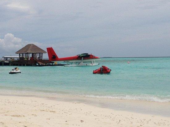 PER AQUUM Niyama Maldives: hidroavión