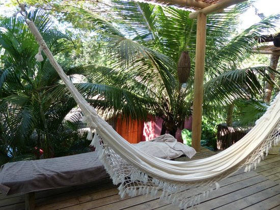 Soleluna Casa Pousada: Nossa varanda