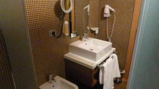 Hotel Opera: Bathroom