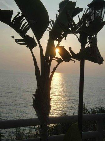 Baia delle Sirene Park Hotel: Paesaggio mozzafiato