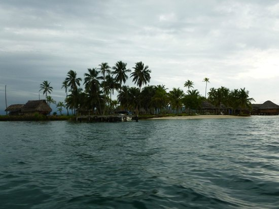Yandup Island Lodge: Yandup