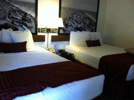 Kings Inn Anaheim: Nicely redone rooms