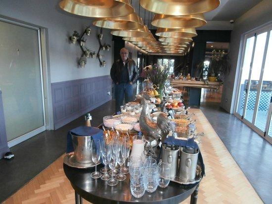 Majeka House: Café da manhã excepcional