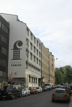 Hotel Fabian: A quiet location, but only blocks from the city center