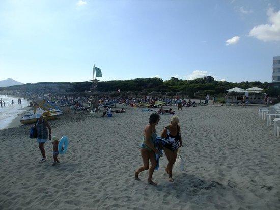 Hotel & Apartments Vista Park: Пляж Сан-Бауло