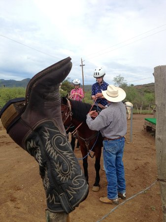 Foothills Ranch: Saddle up!
