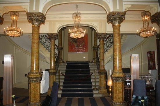 Hotel Kamp: The old entrance