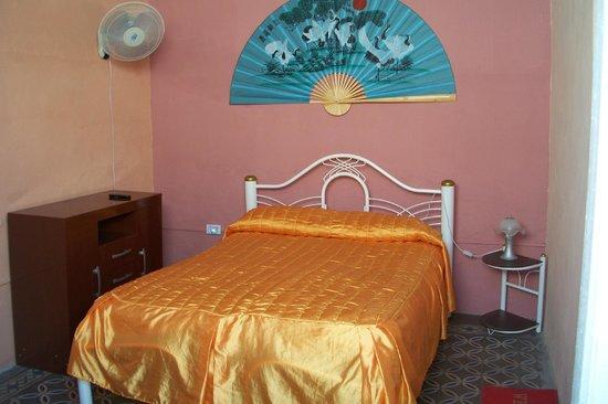 Ebenezer Casa : Exclente habitación.