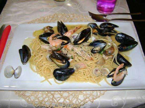 Sapori D'oc : spaghetti allo scoglio