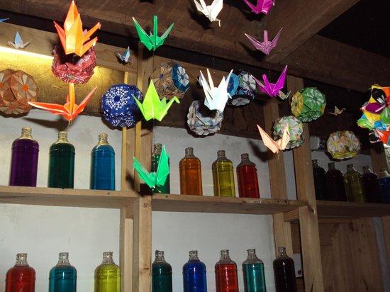 Dominica Hostel: bar