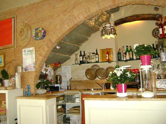 Sapori D'oc : interno ristorante