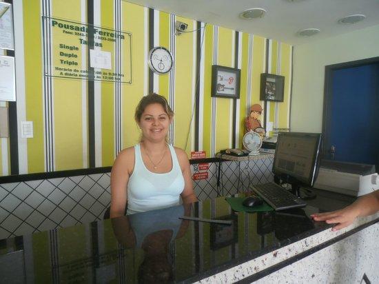 Pousada Ferreira: UM COMPLEMENTO DA SUA CASA, LONGE DE CASA!