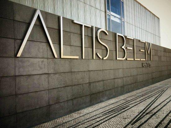 Altis Belém Hotel & Spa: Entrée