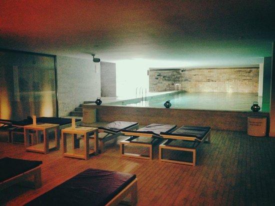 Altis Belém Hotel & Spa: Piscine du Spa