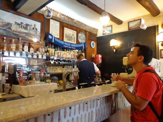 Bar Nilo: The bar