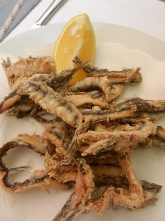 Antica Osteria Il Baretto: anchovie