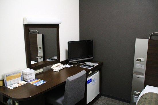 Comfort Hotel Yamagata: 部屋