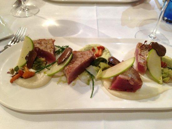 N'Autre Monde : mi-cuit de thon