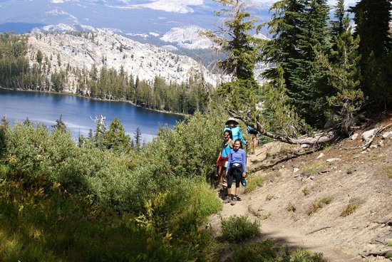 Lasting Adventures - Day Tours: May Lake, Yosemite