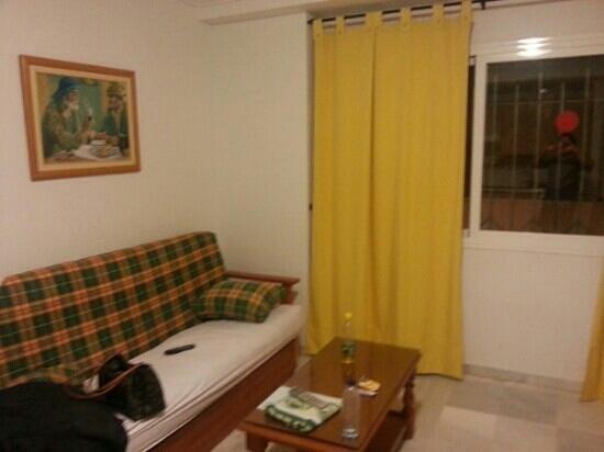 Apartamentos HC Burriana Playa : salon