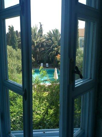 Alacati Tas Otel: günaydın güneş!!