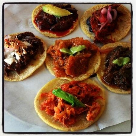 Photo of Mexican Restaurant Guisados at 2100 E Cesar E Chavez Ave, Los Angeles, CA 90033, United States