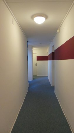 Hotel Hottingen: The hallway