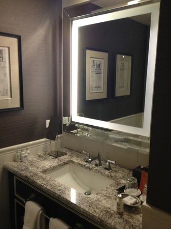 The Madison Washington DC, A Hilton Hotel : Vanity
