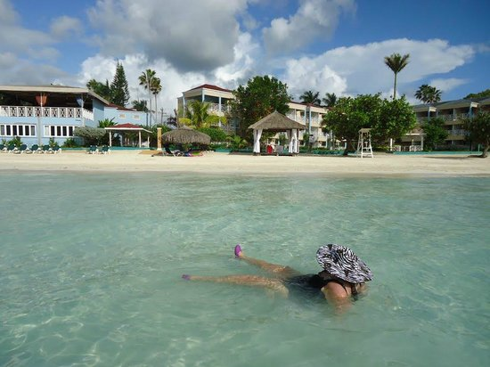 Azul Beach Resort Sensatori Jamaica by Karisma: This will all be changed by December 2013...allegedly