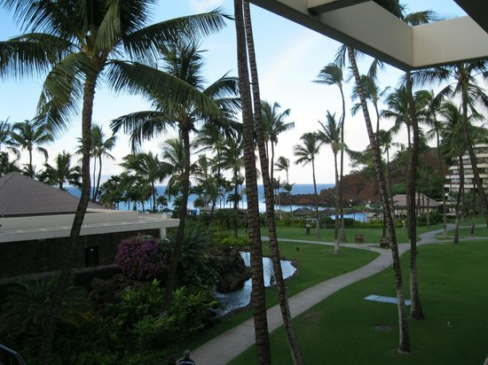 Sheraton Maui Resort & Spa: Hotel Grounds
