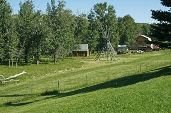 Beazer, Kanada: Chateau Isabella grounds