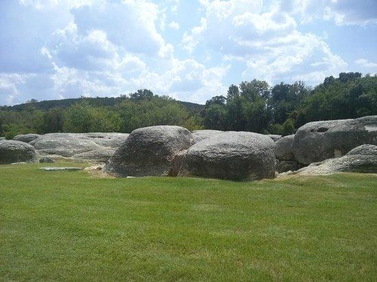 Big Rocks Park: Big Rock State Park