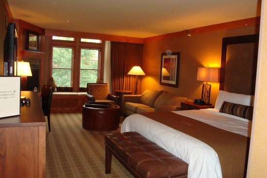Wyoming Inn of Jackson Hole: Third floor suite