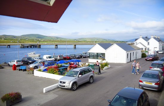 The Moorings Guesthouse : Sea View