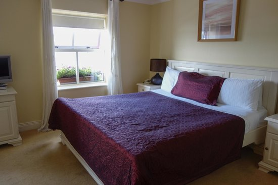 The Moorings Guesthouse : Sea View Room