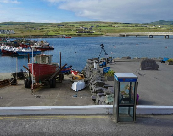 The Moorings Guesthouse : Portmagee and Valentia Island