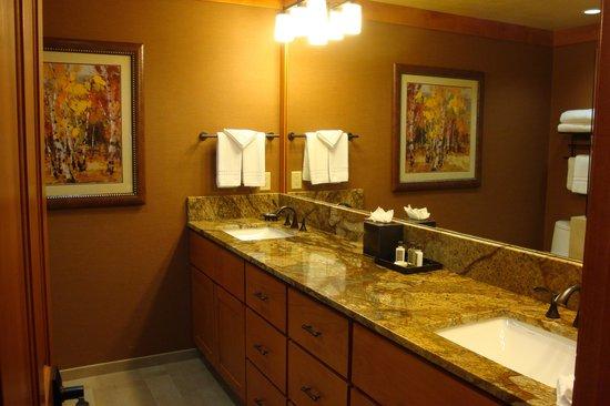 Wyoming Inn of Jackson Hole: Bathroom