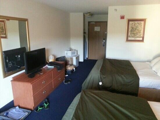 Baymont Inn & Suites Albany: Zimmer