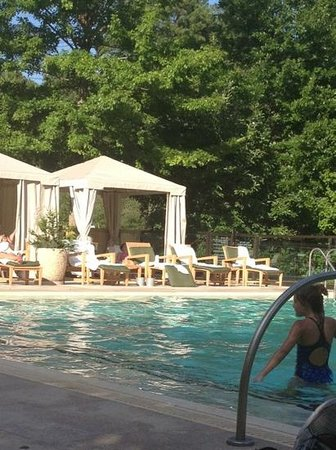 The Umstead Hotel and Spa : peaceful hangout