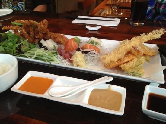 KOKO! Share Bar : soft shell crab the way I like it