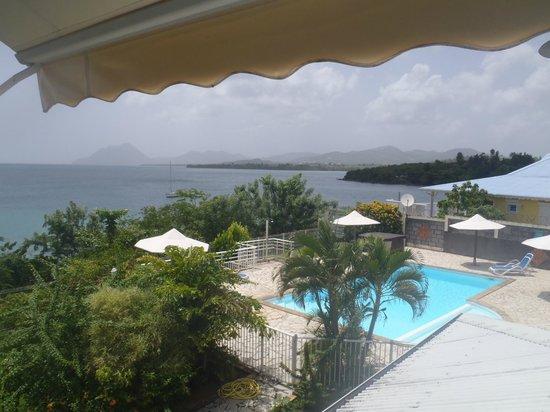 Restaurant le mabouya photo de h tel corail r sidence - Sainte luce martinique office du tourisme ...