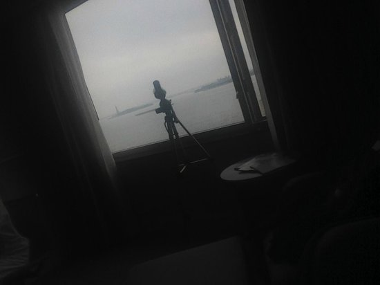 The Ritz-Carlton New York, Battery Park: view from room