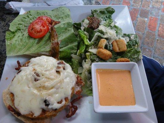 Sun Dog Cafe: Veggie Burger