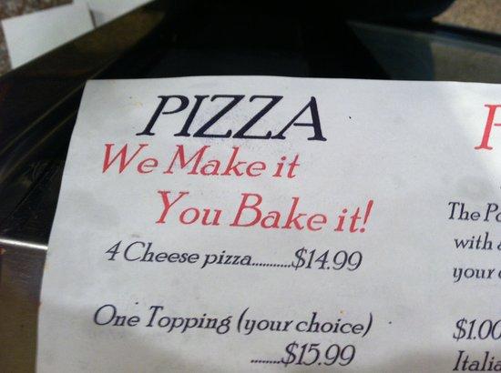 Neskowin Trading Company: Pizza!